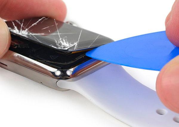 riparazione apple watch combo SCHERMO