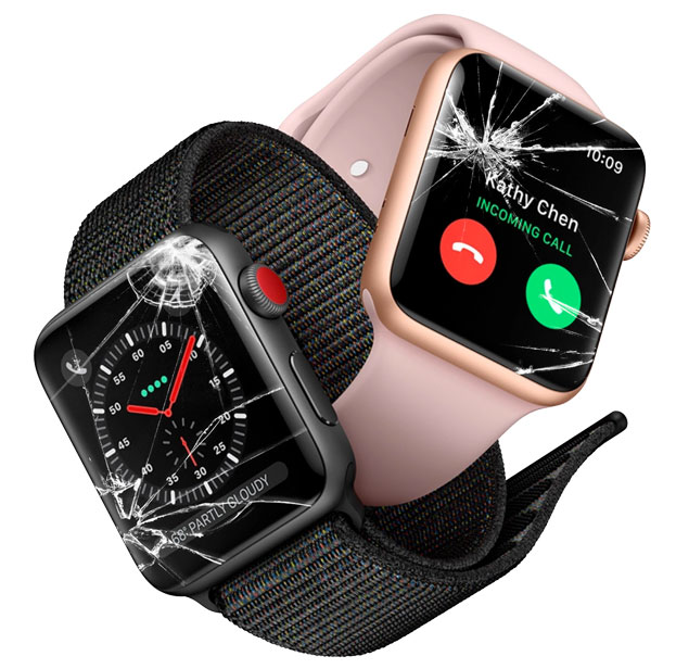 riparazione apple watch combo